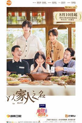 以家人之名[DVD]版