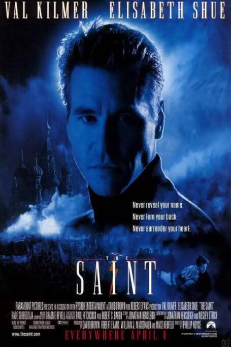 圣徒 The Saint