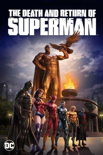 超人死而复生归来