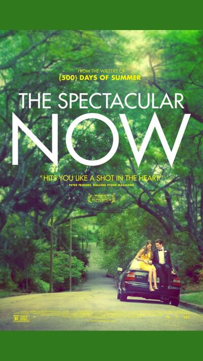 好景当前 The Spectacular Now