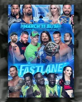 WWE快车道2018