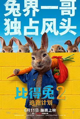 比得兔2:逃跑计划