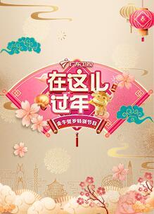 2021年广东卫视春节联欢晚会