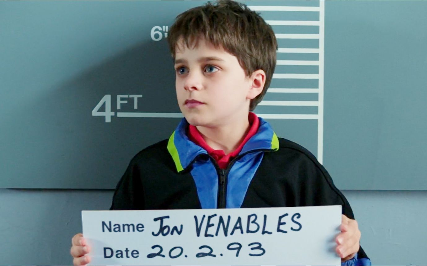 两岁男童被残忍杀害,凶手竟才十岁,被称为史上年纪最小杀人犯,短片《羁押》
