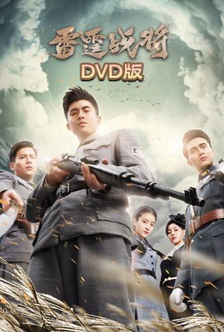 雷霆战将DVD版