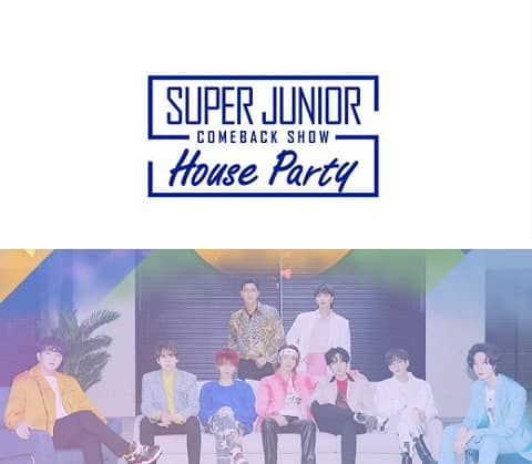 SuperJunior回归秀